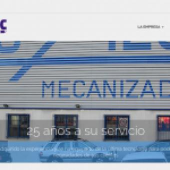 Diseño web corporativa Assomec